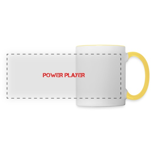Linea power player - Tazza con vista