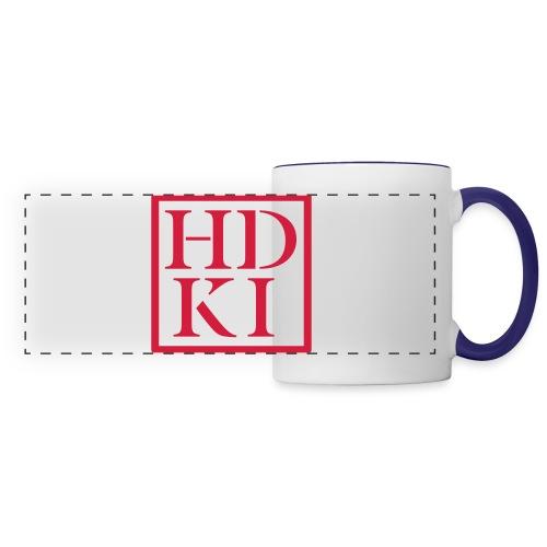 HDKI logo - Panoramic Mug