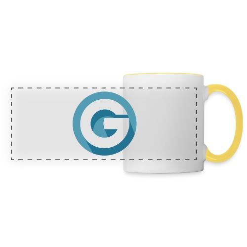 The Big G - Mug panoramique contrasté et blanc