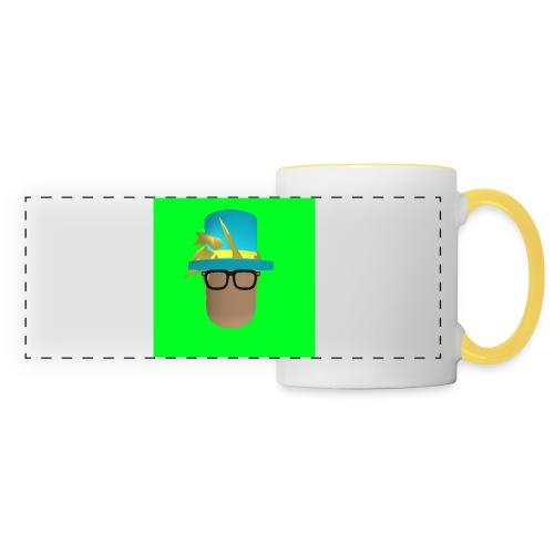 MrWhatWhat Logo Merch - Panoramic Mug