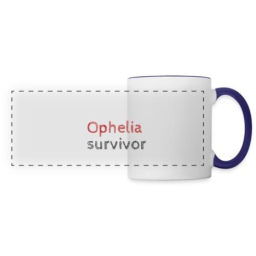 Ophelia survivor - Panoramic Mug