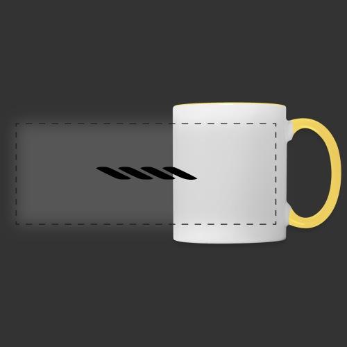 Rope With Bite Logo - Panoramic Mug