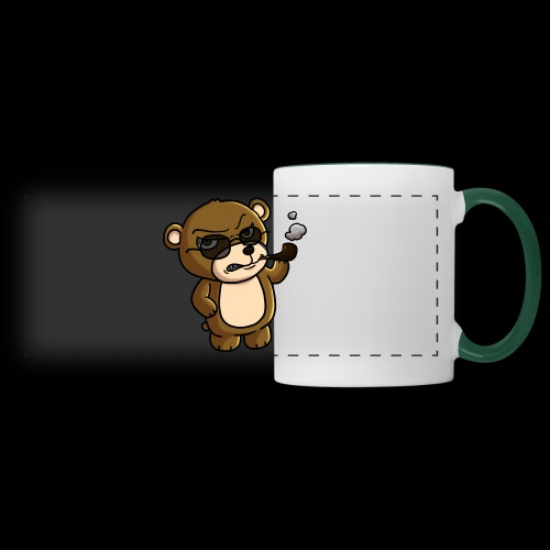 AngryTeddy - Panoramic Mug
