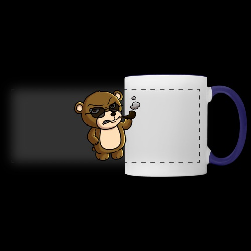 AngryTeddy - Panoramic Mug