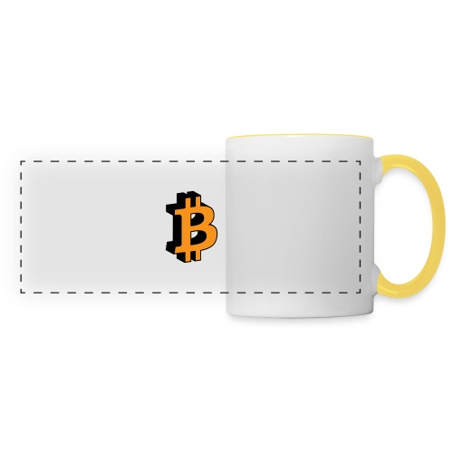 Bitcoin - Panoramatasse