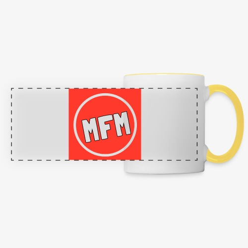 MrFootballManager Clothing - Panoramic Mug