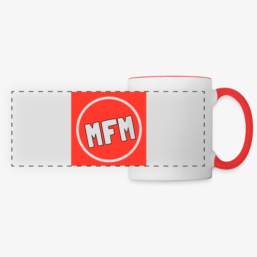 MrFootballManager Clothing - Panoramic Mug