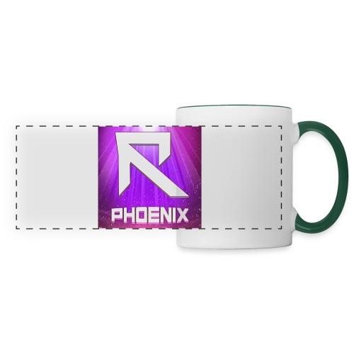 RTrixx Phoenix Logo - Panoramic Mug