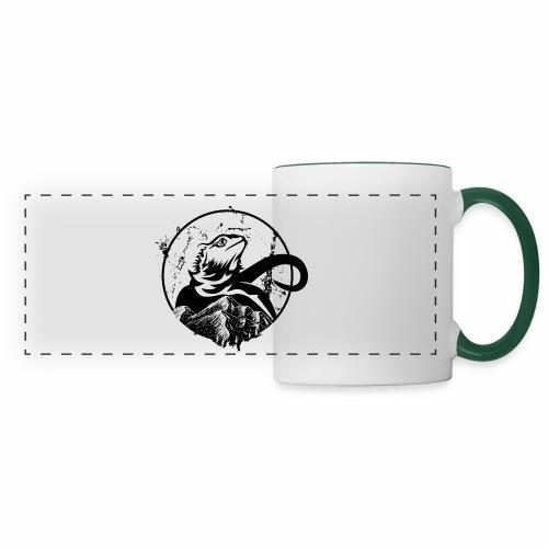 Bearded Dragon - Panoramatasse