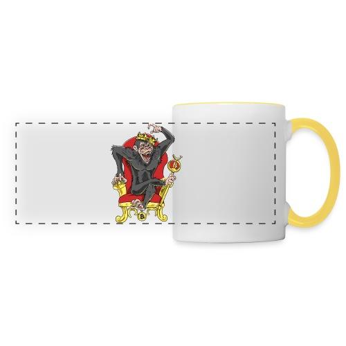 Bitcoin Monkey King - Beta Edition - Panoramatasse