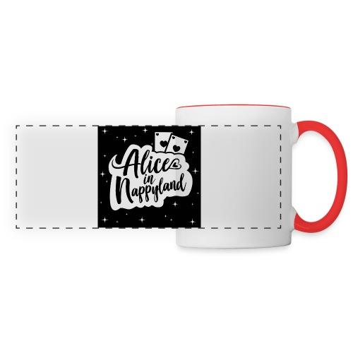 Alice in Nappyland 1 - Panoramic Mug