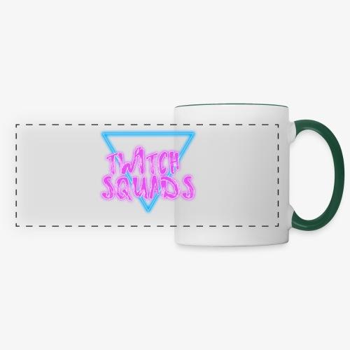 Pure Triangle Logo - Panoramic Mug