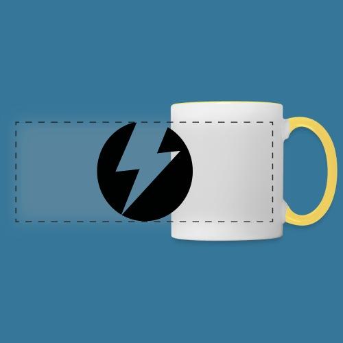 BlueSparks - Inverted - Panoramic Mug