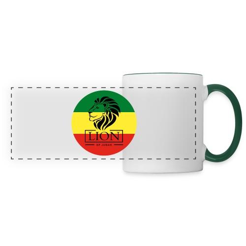 Lion of Judah - Jah Rastafari - Panoramatasse