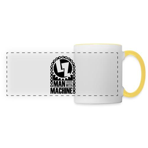 for all the bikers - Panoramic Mug