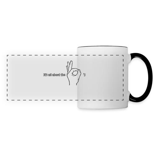 All about the - Panoramic Mug