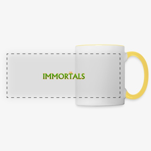 Immortals - Panoramic Mug