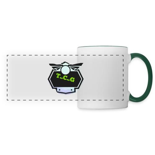 Cool gamer logo - Panoramic Mug
