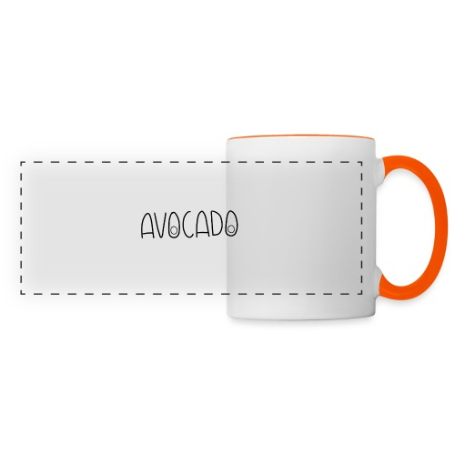 Avocado - Panoramatasse