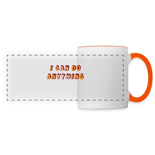 I can do anything - Panoramic Mug
