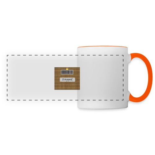 Locked box - Panoramic Mug