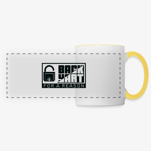 backart - for a reason - Panoramic Mug