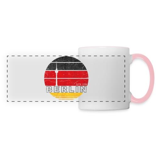 BERLIN, Germany, Deutschland - Panoramic Mug