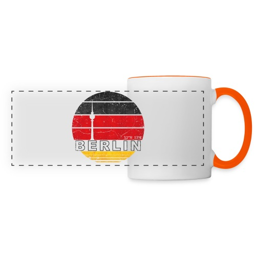 BERLIN, Germany, Deutschland - Panoramic Mug