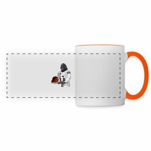 Apes in Space - Panoramic Mug