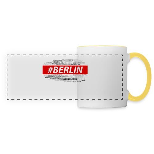 Hashtag Berlin - Panoramatasse