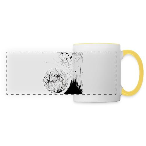 sac03 - Mug panoramique contrasté et blanc