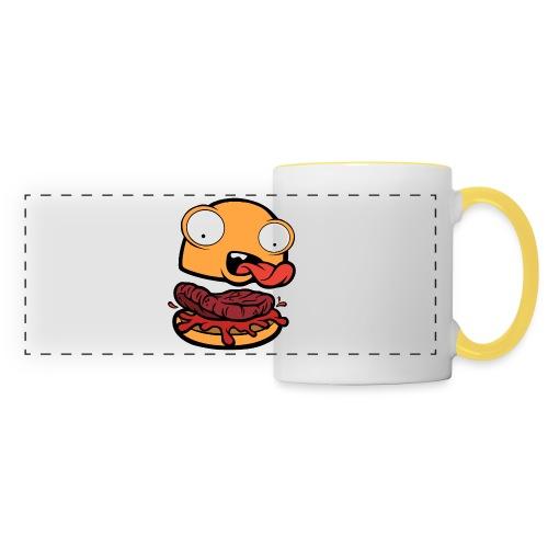 Crazy Burger - Taza panorámica
