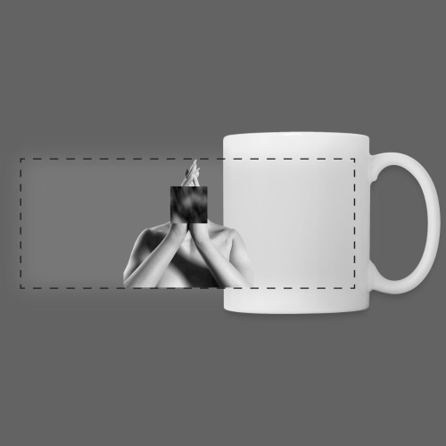 kube w - Panoramic Mug