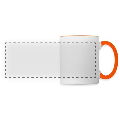 V8 firing - Autonaut.com - Panoramic Mug
