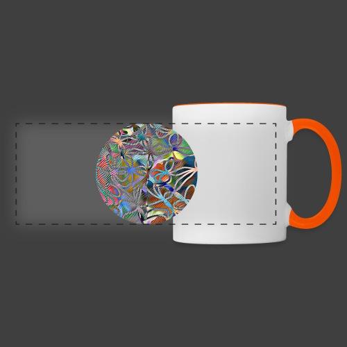 The joy of living - Panoramic Mug