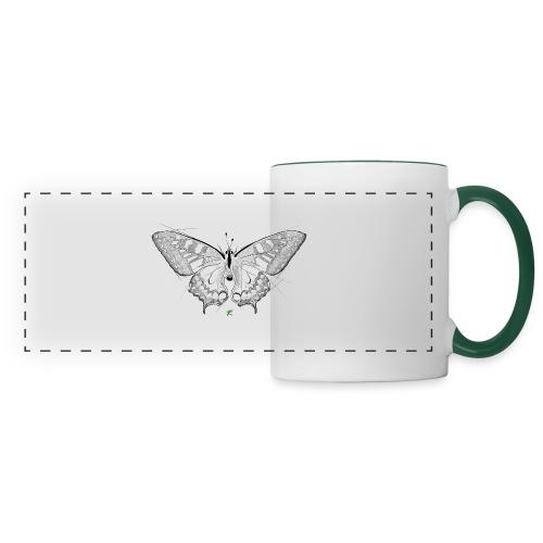 Butterfly - Tazza con vista