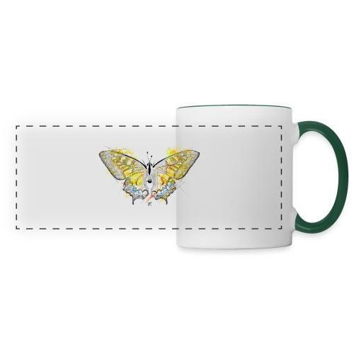 Butterfly color - Tazza con vista