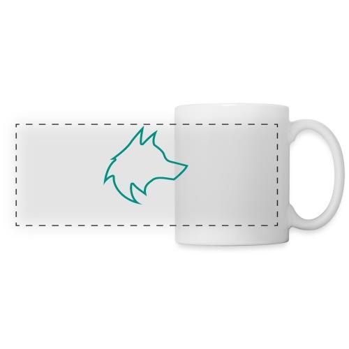 Wolf Pack Logo (NEW) - Panoramic Mug