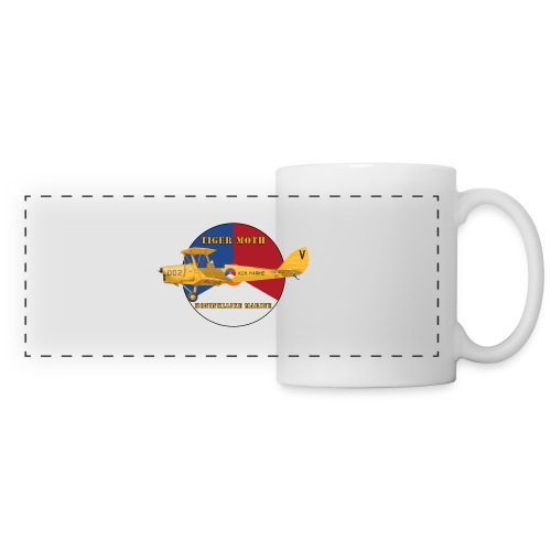 Tiger Moth Kon Marine - Panoramic Mug