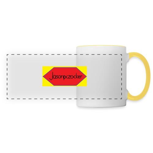 Jasonpczocker Design für gelbe Sachen - Panoramatasse