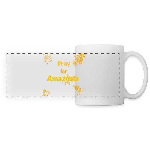 Pray for Amazonia - Panoramatasse