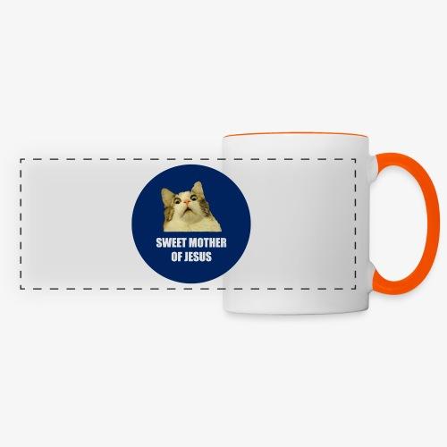 SWEETMOTHEROFJESUS - Panoramic Mug