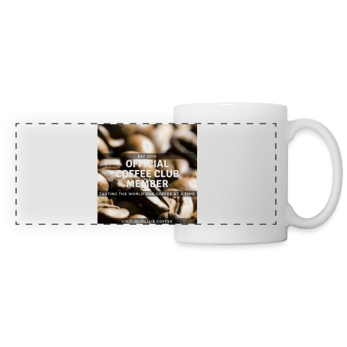 Official Coffee Club Member - Panoramic Mug