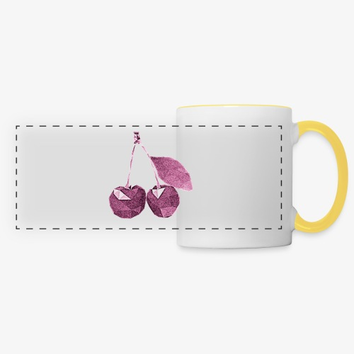 Wiśnie - Kubek panoramiczny