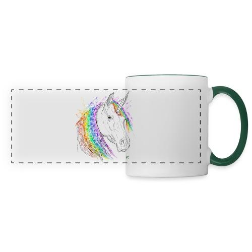 Unicorno - Tazza con vista
