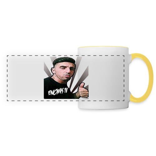 Enomis t-shirt project - Panoramic Mug