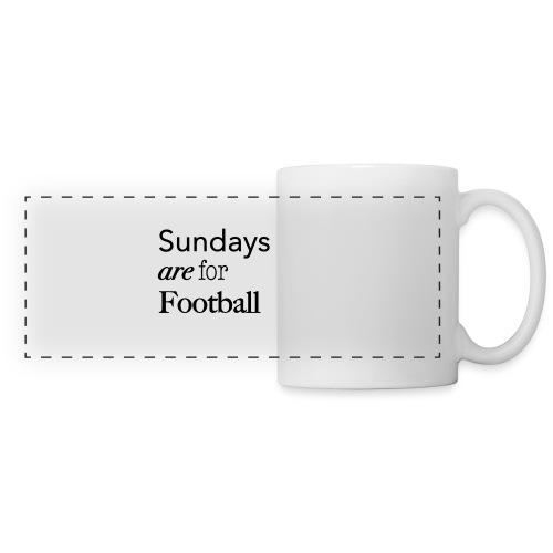 Sundays are for Football - Panoramamok