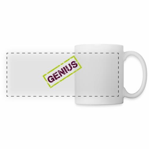 genius - Tazza con vista