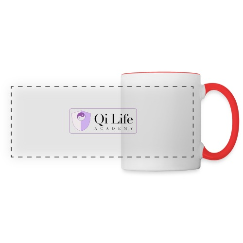Qi Life Academy Promo Gear - Panoramic Mug