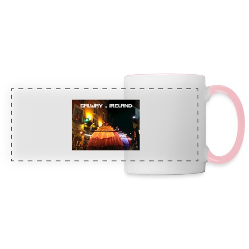 GALWAY IRELAND MACNAS - Panoramic Mug